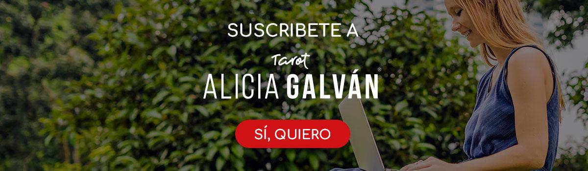 Suscríbete al Tarot Alicia Galván