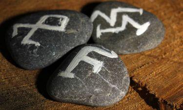 Confección de las Piedras Rúnicas