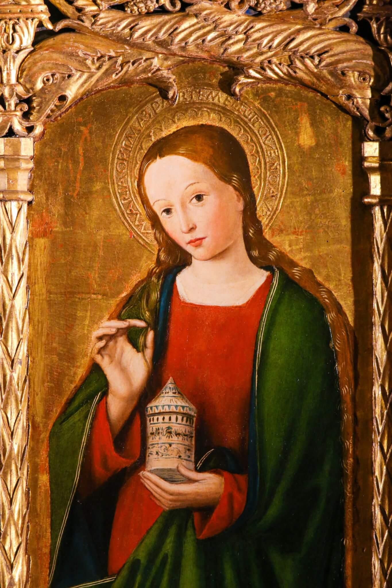 maria magdalena santa trinidad