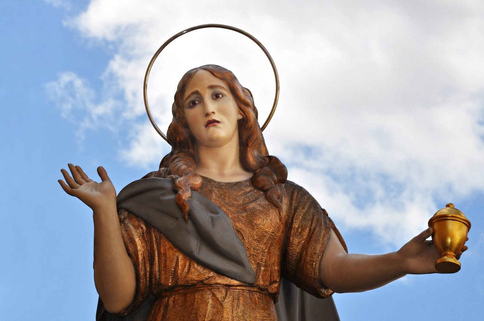 maria magdalena discípula