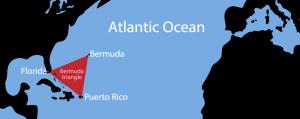 El Triángulo De Las Bermudas.
