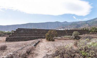 Pirámides en Canarias