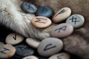 muestra de runas