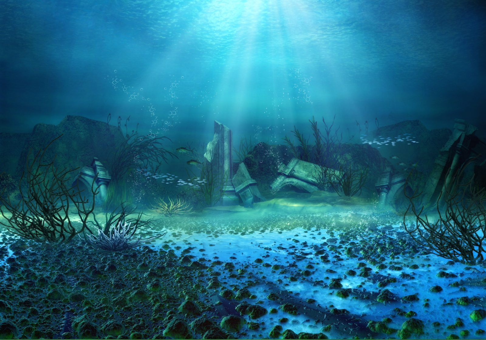 existió la atlantida