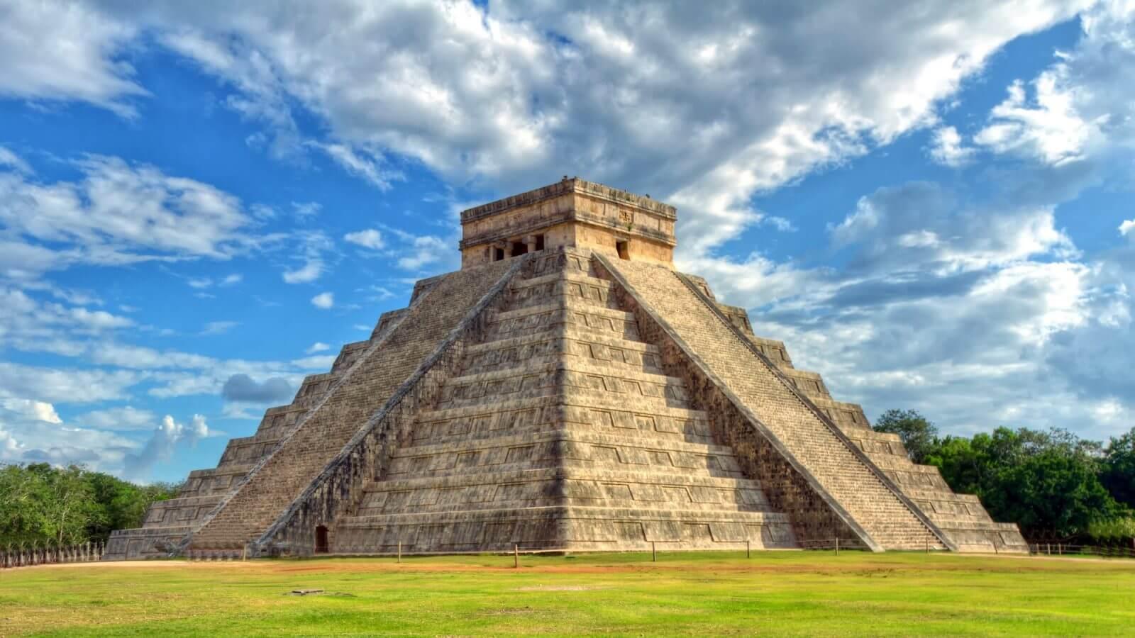 atlantida y los maya