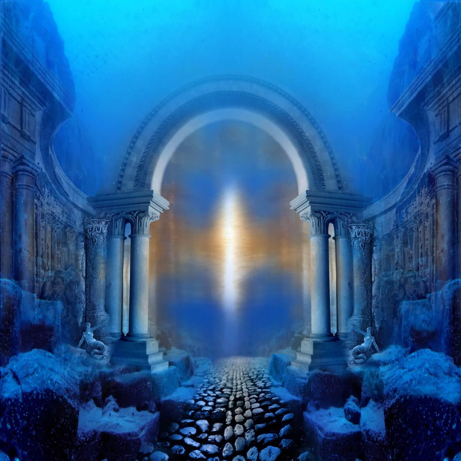 el mito de la atlantida