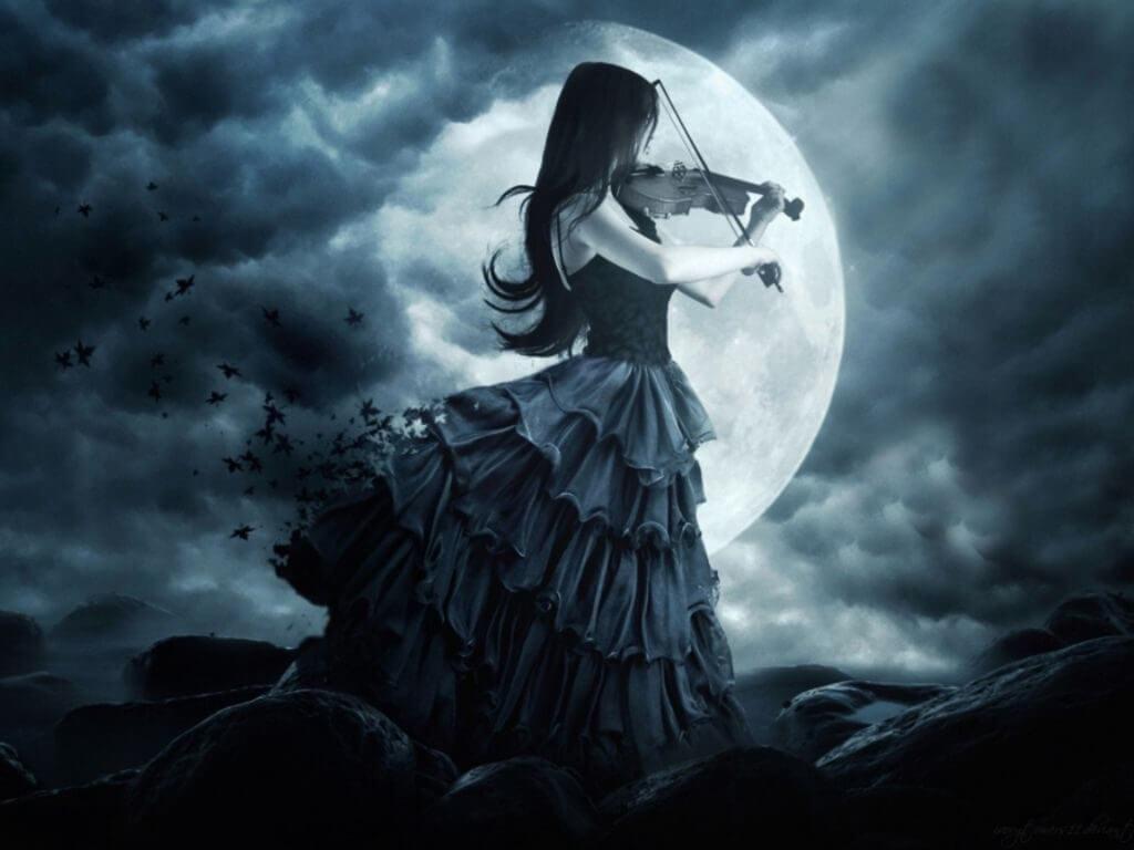 Luna Negra o Lilith