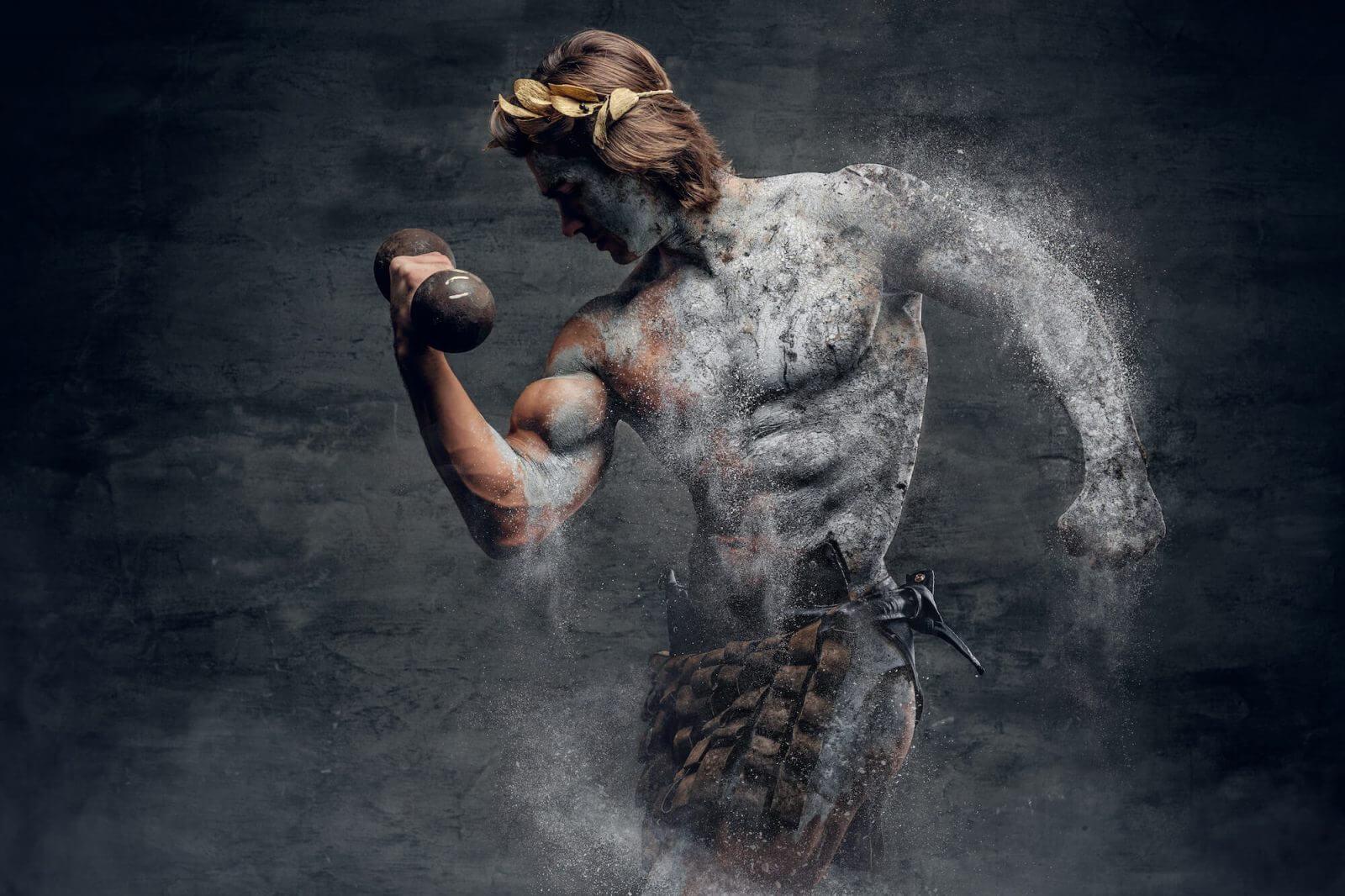 hércules y los trabajos