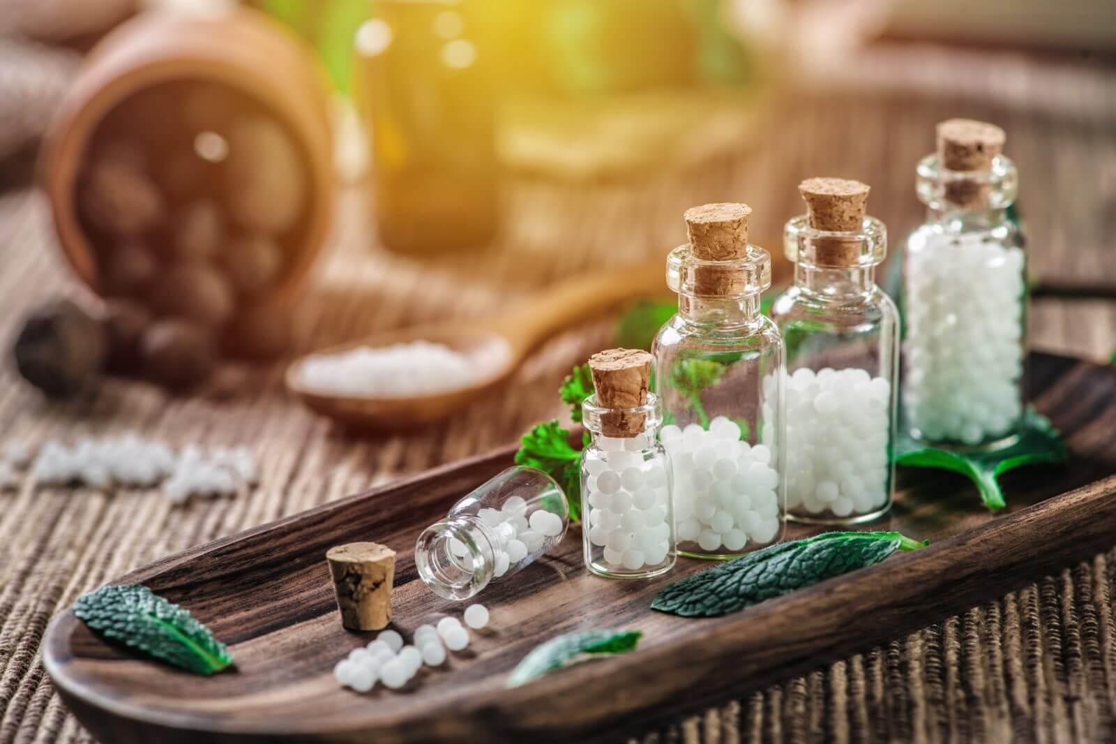 Propiedades de la Homeopatía - Alicia Galván