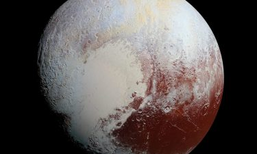 Plutón a su paso por Capricornio