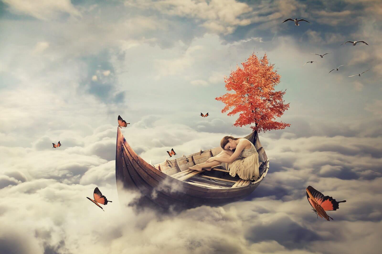 los viajes astrales y los sueños