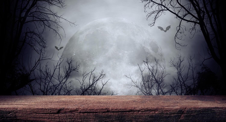 horóscopo de halloween y calabaza