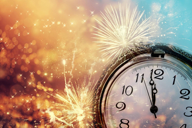 noche fin de año