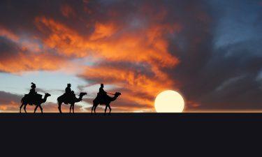 Tradición de Reyes Magos