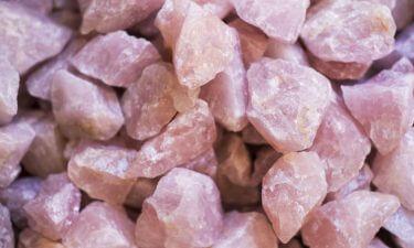 El poder curativo del cuarzo rosa