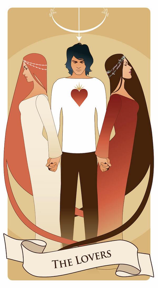 dia de san valentin enamorados