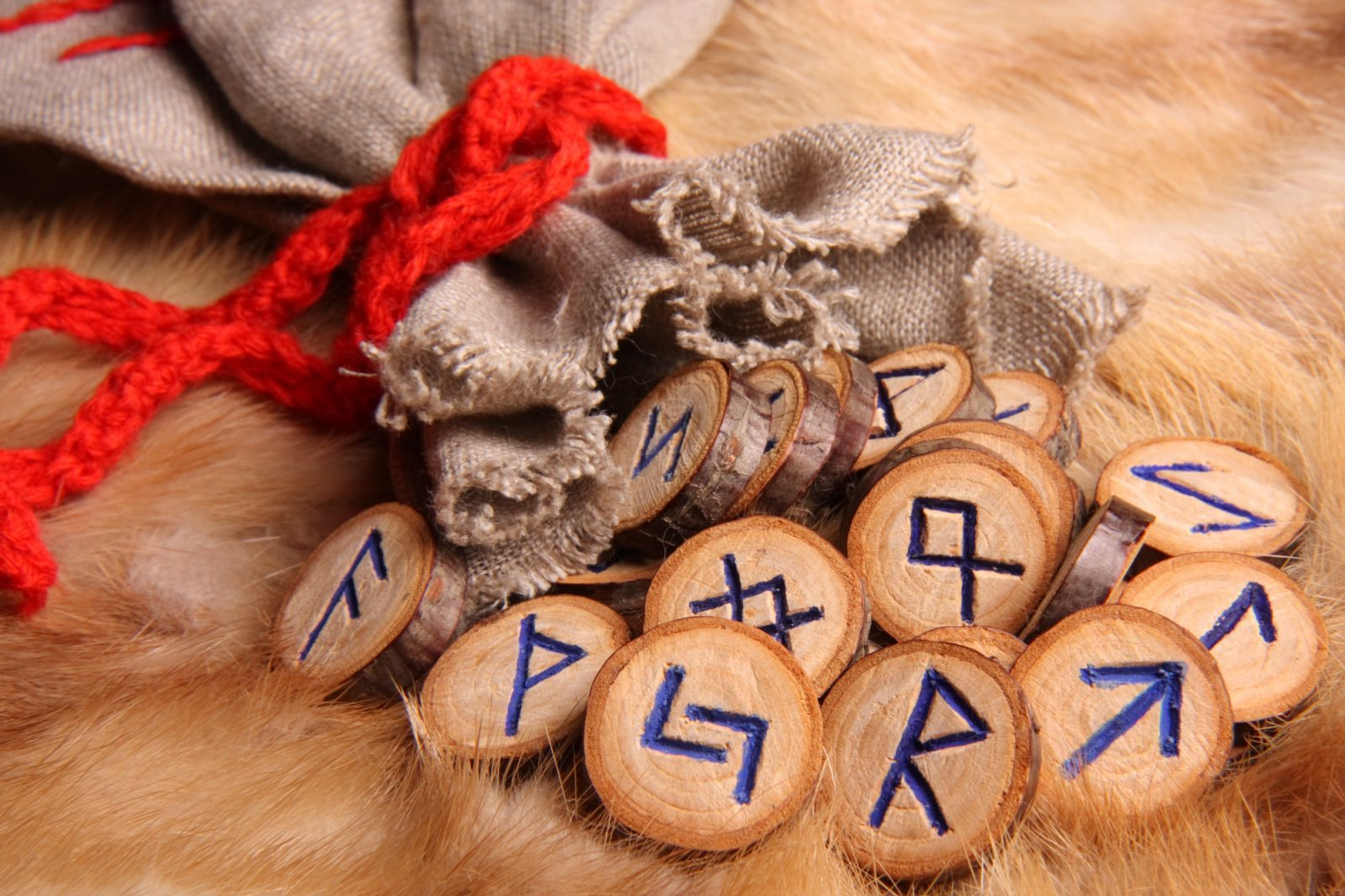bolsa de runas