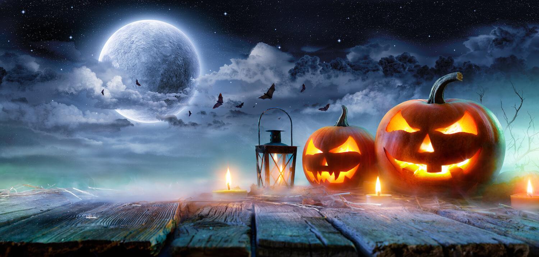 ritual noche de halloween