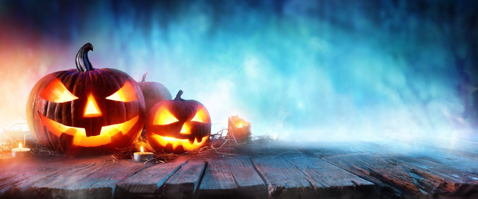rituales en la noche de halloween
