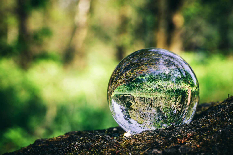 Tipos de bola de cristal y funcionamiento