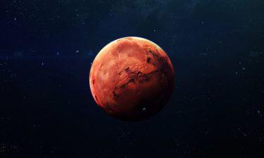Marte en las doce casas