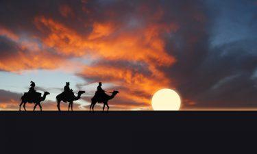 Tres Reyes Magos de Oriente