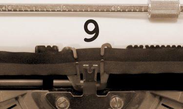 Numerología Número 9