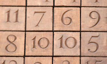 Numerología Curiosidades