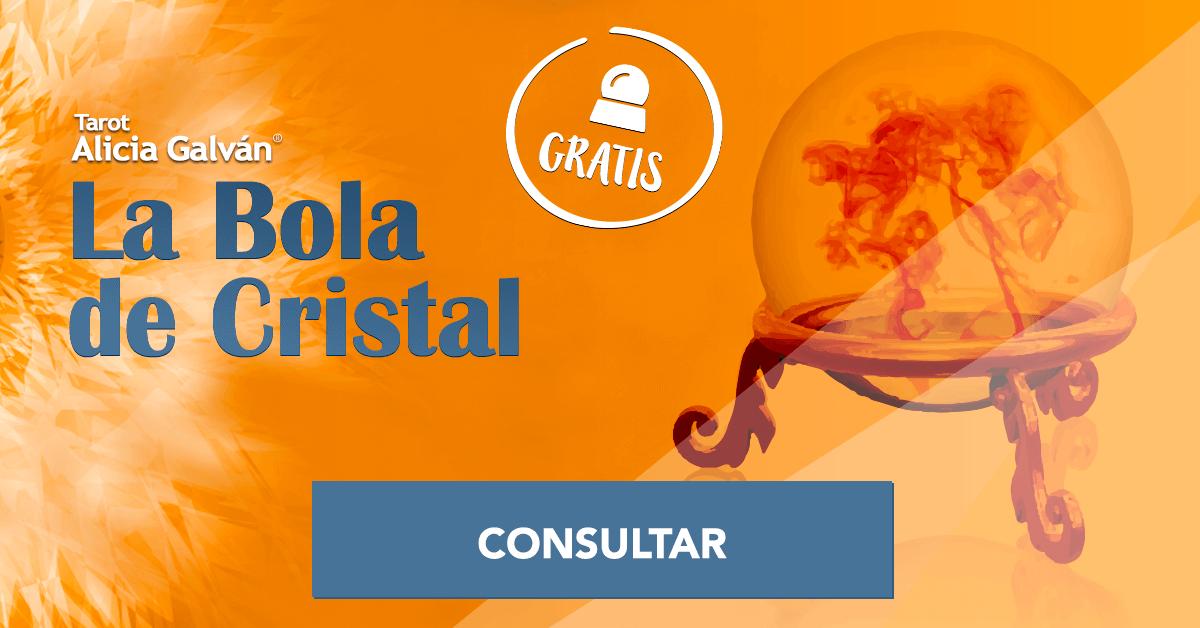 Con el Oráculo Mágico de La Bola de Cristal descubrirás tu futuro - Alicia  Galván 76fc464ab64