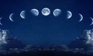 Influencia de la Luna en los elementos