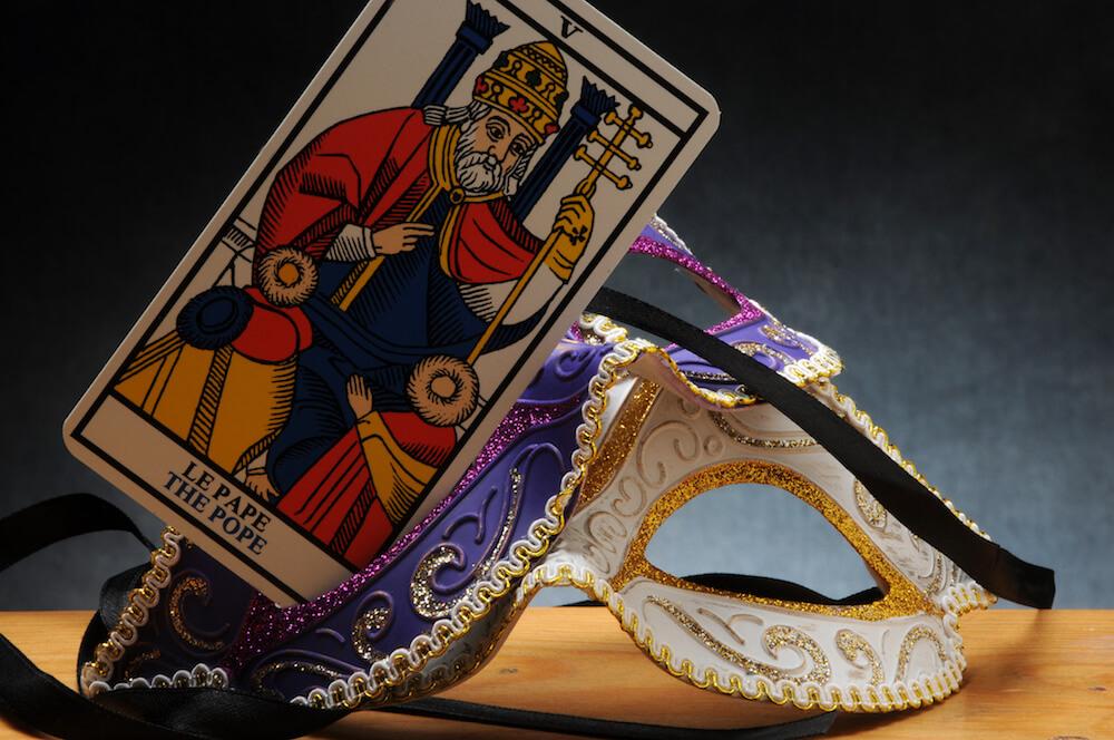el tarot del carnaval