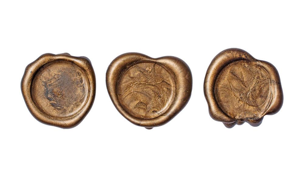 Oráculo del sello de cera
