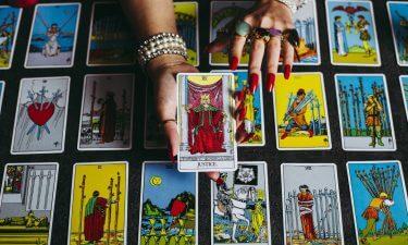 La Justicia Echar las cartas del tarot