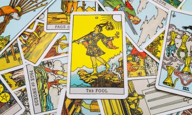 El Loco Echar las cartas del tarot