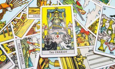 El Carro Echar las cartas del tarot