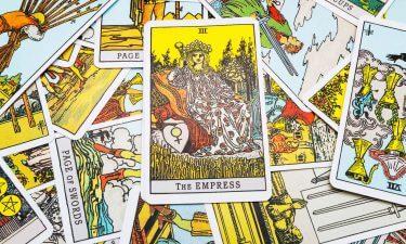 La Emperatriz Echar las cartas del tarot