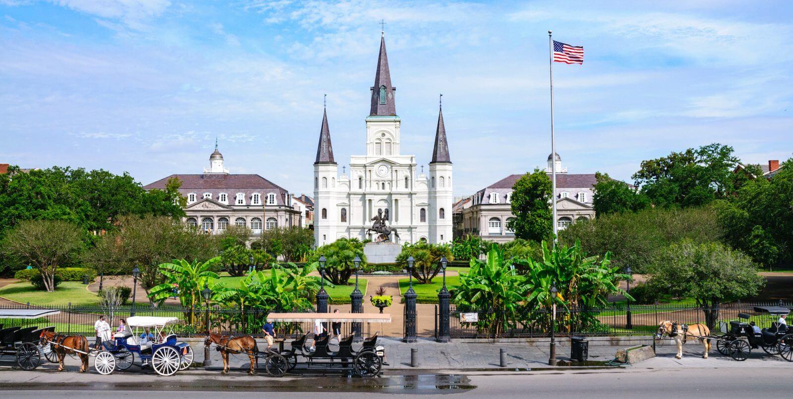 Tarot Nueva Orleans