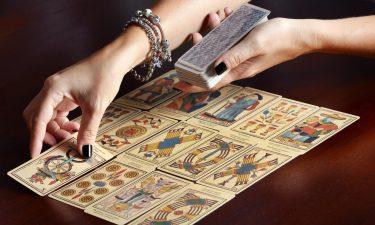 Tarot Cartas invertidas
