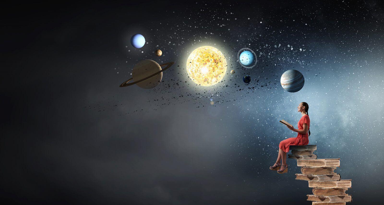 astrología básica de los planetas
