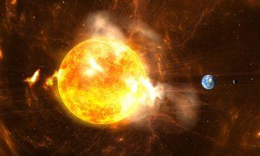 Conjunción solar con el resto de planetas