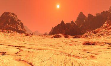Marte en signos de fuego y tierra