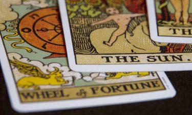 El Mundo. Echar las cartas del tarot