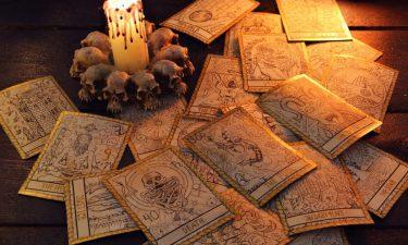 La Estrella. Echar las cartas del tarot