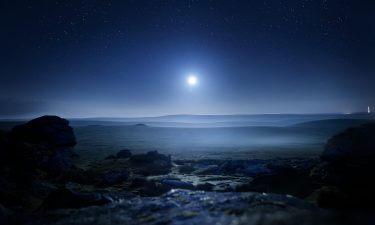 Conjunciones de la Luna II