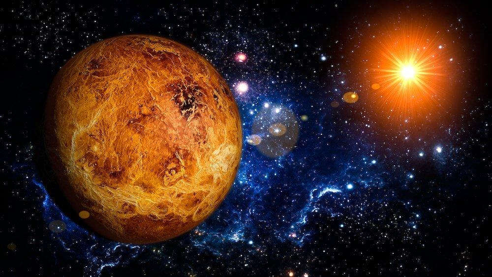 Conjunciones de Venus I