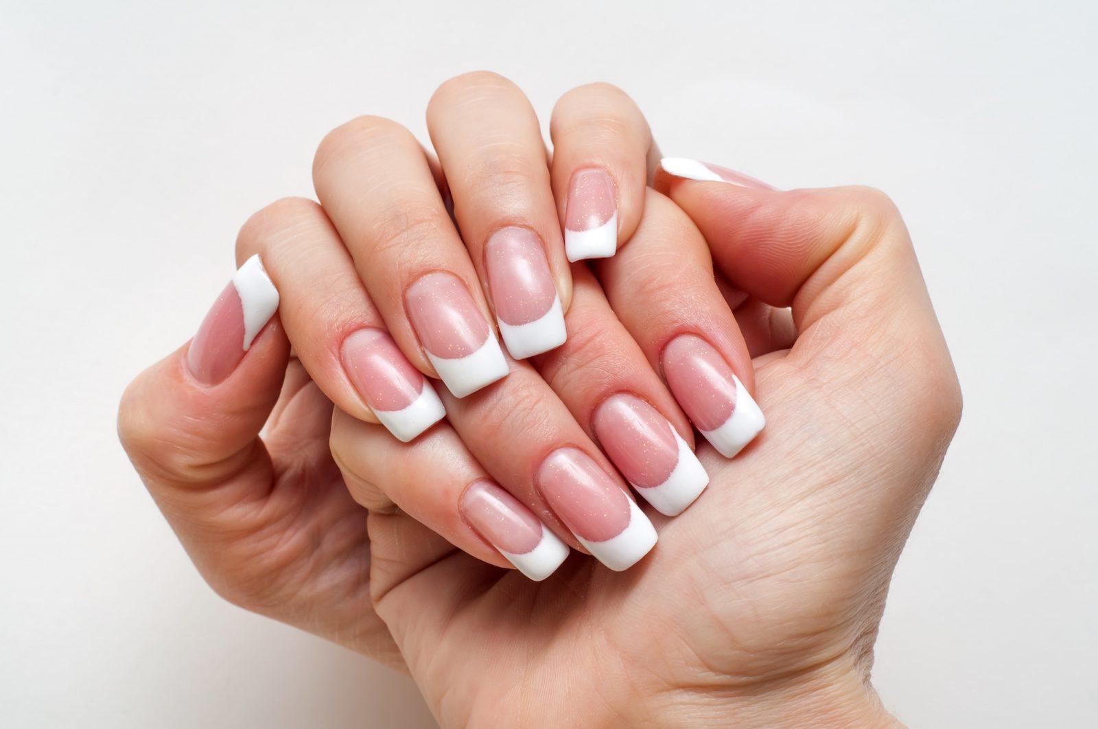 significado según la forma de las uñas