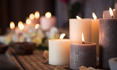 Adivinación con velas