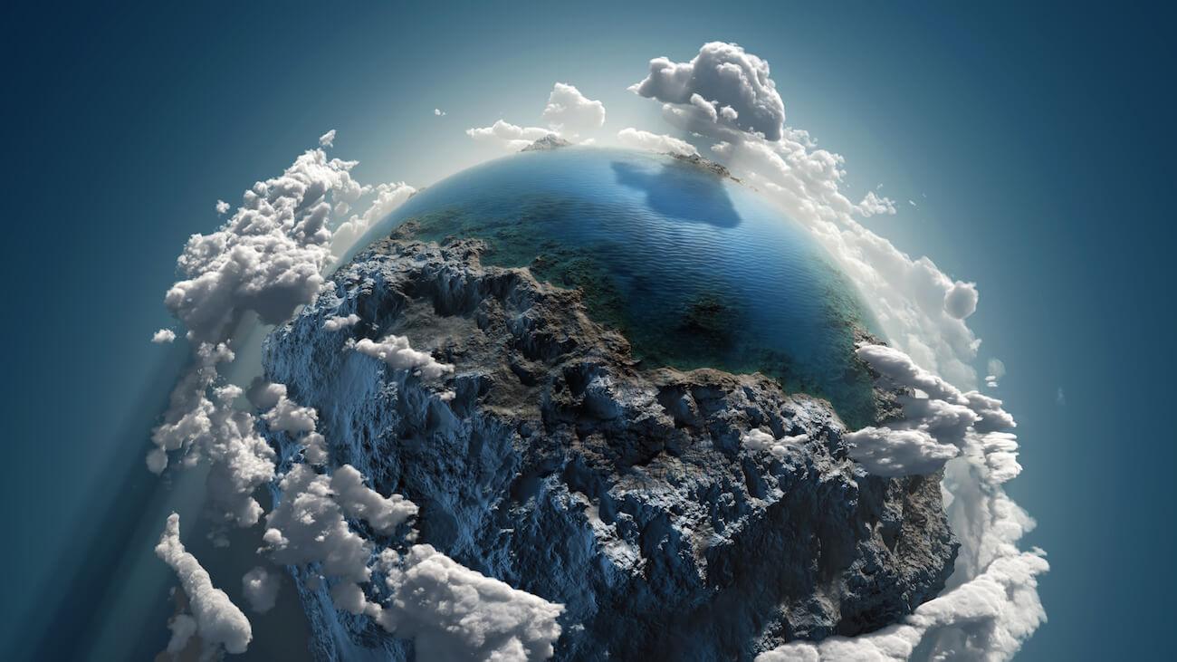 el planeta la tierra