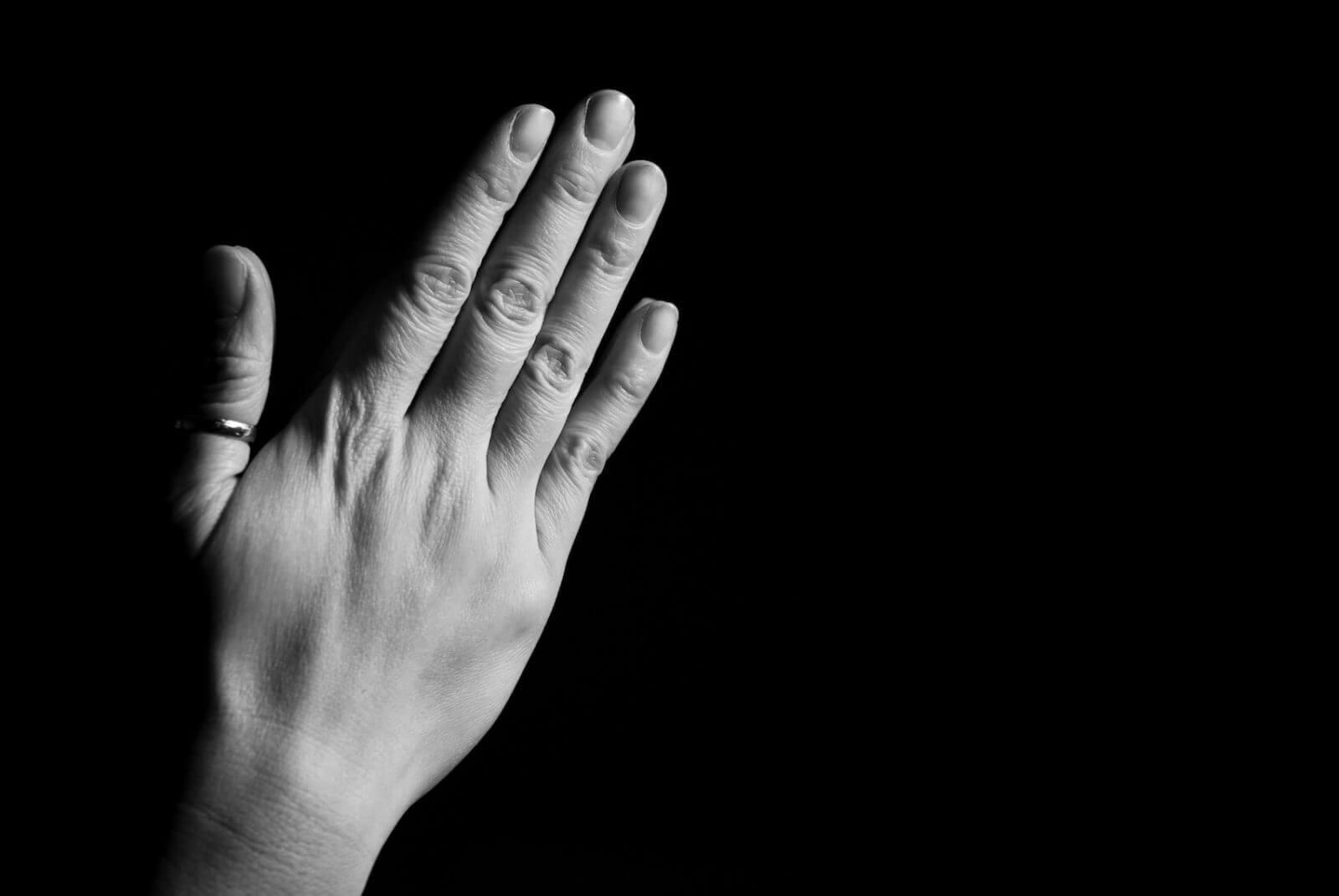 Quiromancia, el dedo pulgar