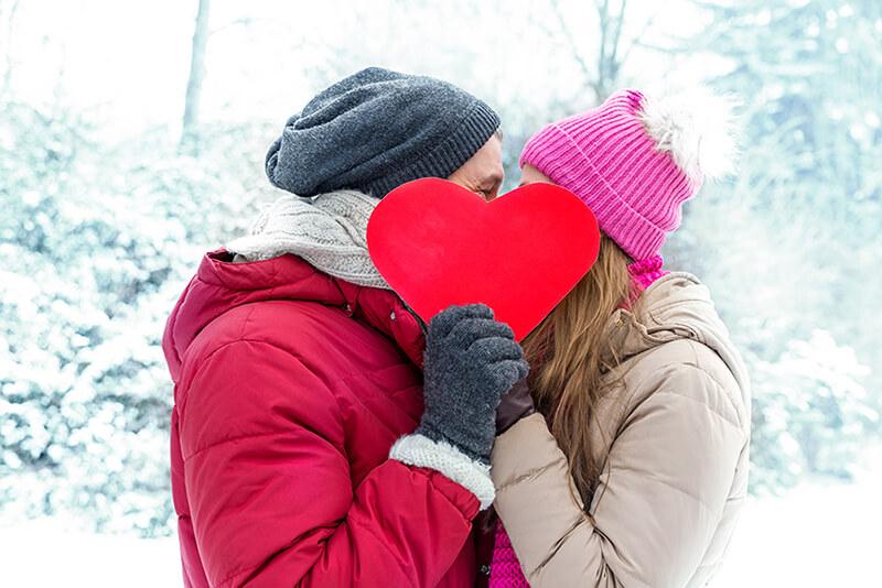 El amor en febrero